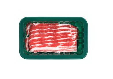 谷饲猪五花肉薄片