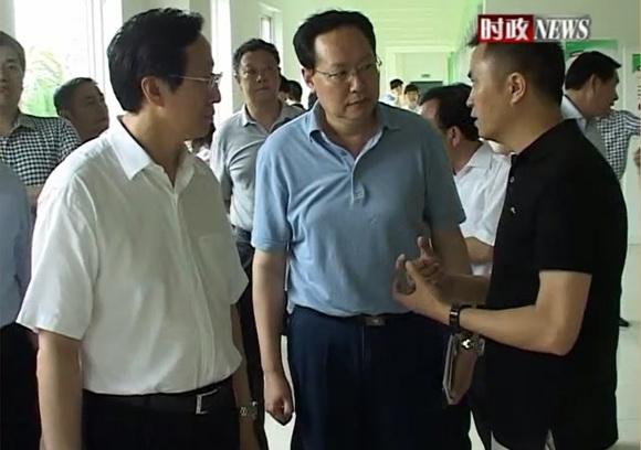 农业部部长韩长赋视察betway88必威
